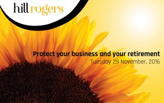 Protect your business and your retirement event image