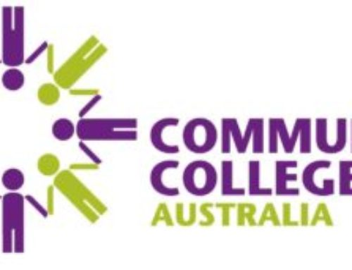 The 2017 Annual Community Colleges Australia Conference