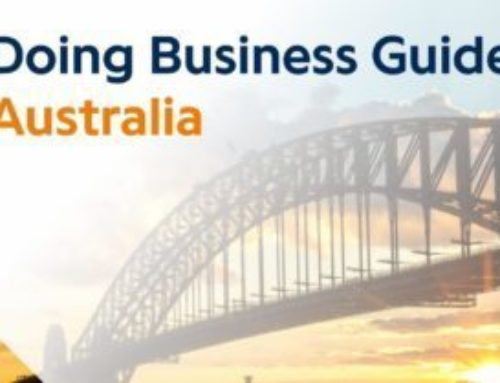 The definitive guidebook for doing business in Australia
