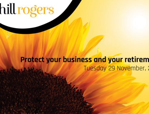 Twilight Seminar: Superannuation – protecting your retirement in a year of change