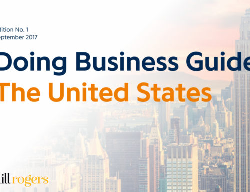 The definitive guidebook for doing business in the United States
